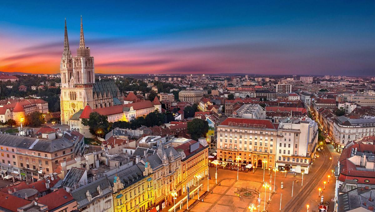 Descubra Zagreb y su historia