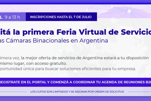 Feria Virtual de Servicios