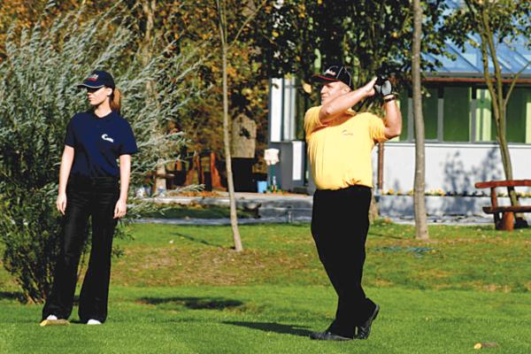 El golf croata como oportunidad de inversión